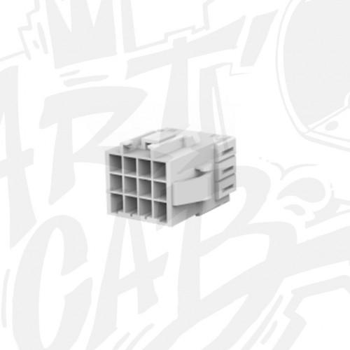 Connecteur AMP-UP Femelle clipsable 12 pin