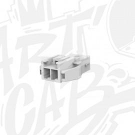 Connecteur AMP-UP Femelle clipsable 2 pin