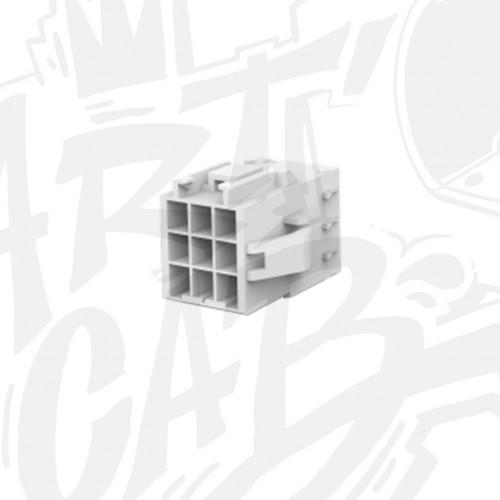 Connecteur AMP-UP Femelle clipsable 9 pin