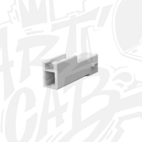 Connecteur AMP-UP Femelle 1 pin