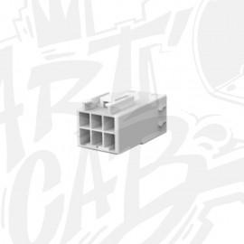Connecteur AMP-UP Femelle 6 pin