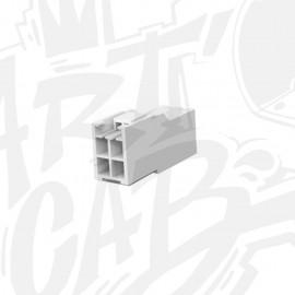 Connecteur AMP-UP Femelle 4 pin
