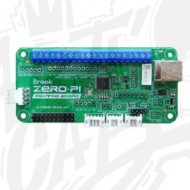 Zeropi Fighting Board EASY Switch/PS3/PS2/PC/PI- BROOK