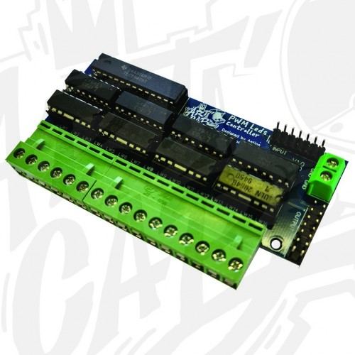 Pwm Leds Controller
