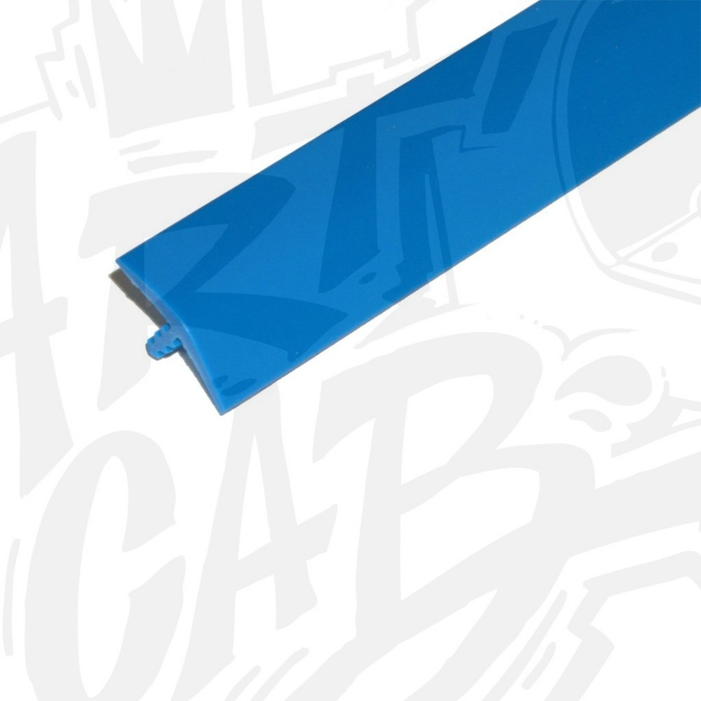 T-Molding 19mm- Bleu