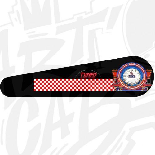 "Planche Stickers Flippy 24"" - DINER"