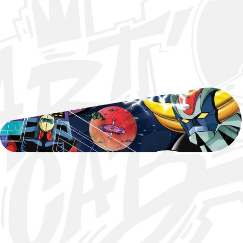 "Planche Stickers Flippy 24"" - Mazinger"