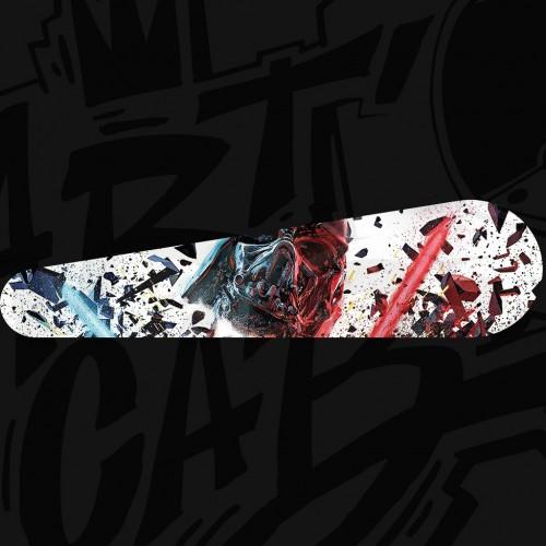 "Planche Stickers Flippy 24"" - SW"