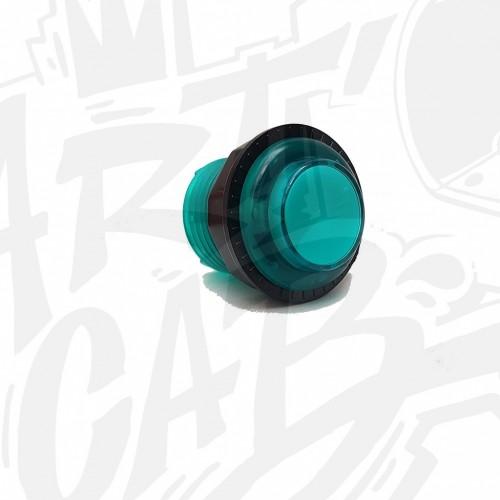 Bouton lumineux transparent 24mm Vert AIO