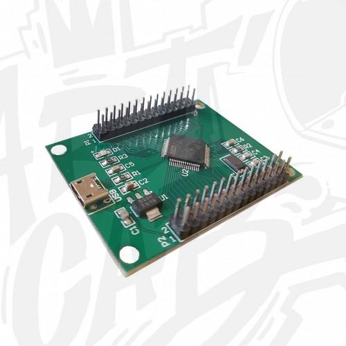 HID encodeur analogique 2p XM-07 - Xin-mo