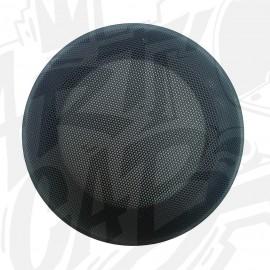 Grille haut-parleur 130mm - Noire