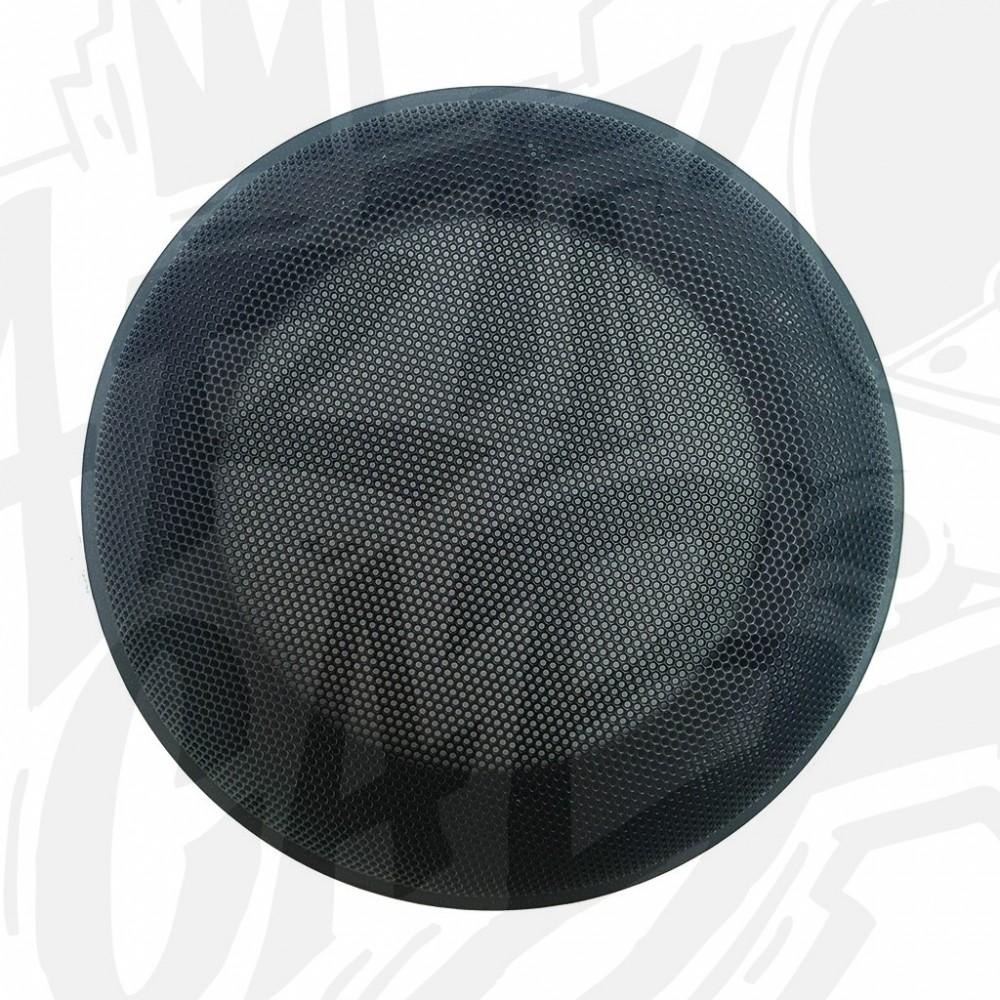 Grille 130mm - Noire