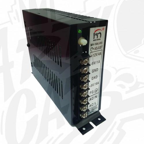 Alimentation arcade 5V/16A - 12V/4A
