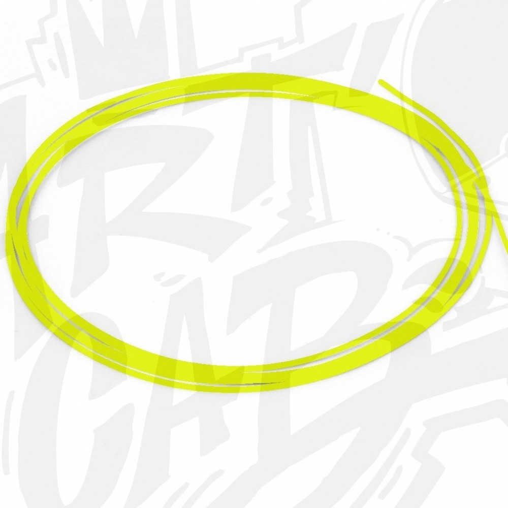 Câble 2.54mm- Jaune