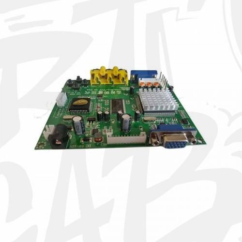 Convertisseur vidéo CGA EGA vers VGA