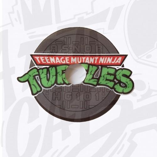 Dust-cover - Ninja-Turtles