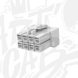 Connecteur AMP-UP 8 Mâle 8 pin