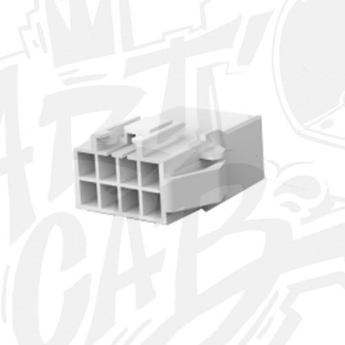 Connecteur AMP-UP Femelle 8 pin