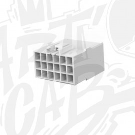 Connecteur AMP-UP Femelle 18 pin