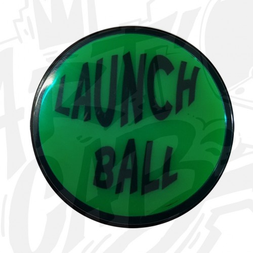 "Bouton ""Launch Ball"" Lumineux Vert"