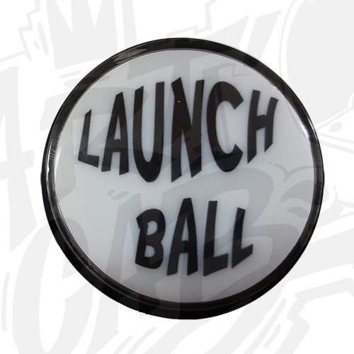 "Bouton ""Launch Ball"" Lumineux Blanc"