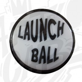 """Bouton """"Launch Ball"""" Lumineux - Blanc"""
