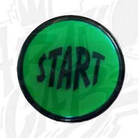 """Bouton """"Start"""" Lumineux - Vert"""