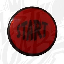 """Bouton """"Start"""" Lumineux - Rouge"""