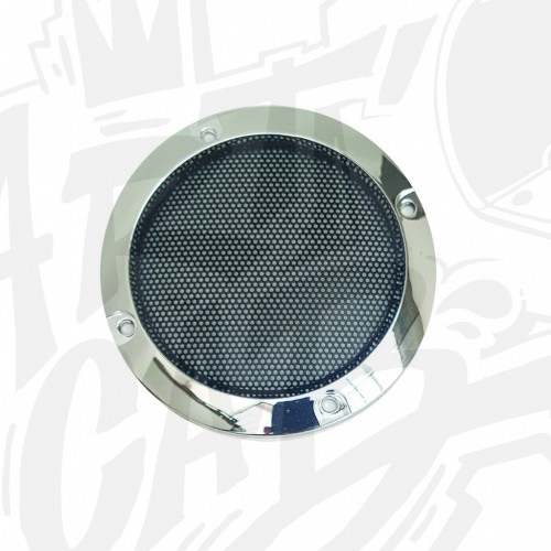 Grille 95mm - Chrome
