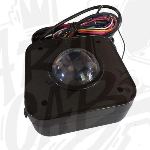 Trackball lumineux PS2
