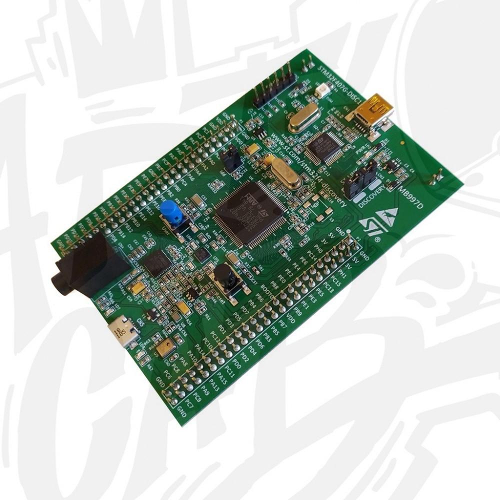 Carte STM32F407G-DISC1