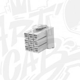 Connecteur AMP-UP Mâle 9 pin