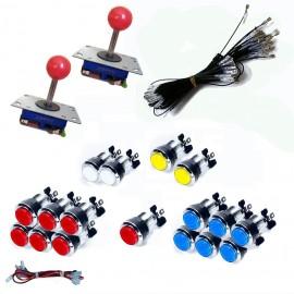 Kit Joysticks/boutons